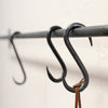 Metal Hanging Rail - Greige - Home & Garden - Chiswick, London W4