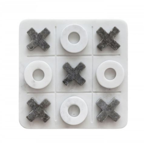 marble noughts & crosses game