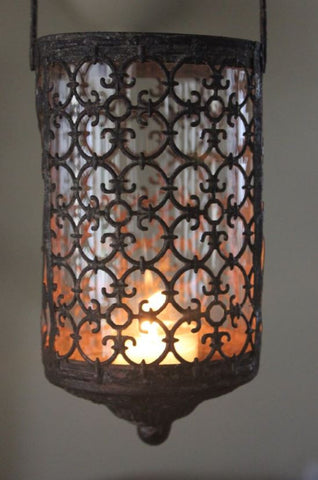 Hanging Candle Holder for Tealight