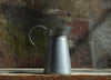 Galvanised Steel Jug Pitcher - Two Styles - Greige - Home & Garden - Chiswick, London W4