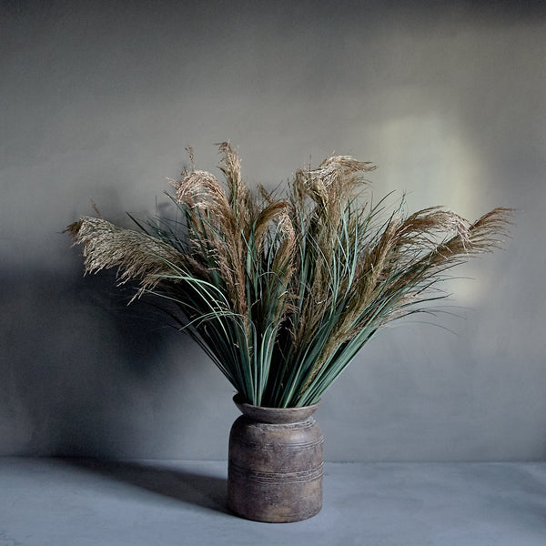 Faux Pampas Grass Bunch - Greige - Home & Garden - Chiswick, London W4