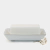 Porcelain Soap Dish - White or Black - Greige - Home & Garden - Chiswick, London W4