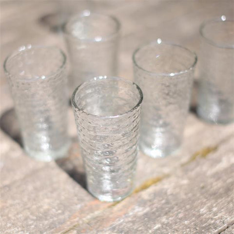 Drinking Glass - Dot Design - Greige - Home & Garden - Chiswick, London W4