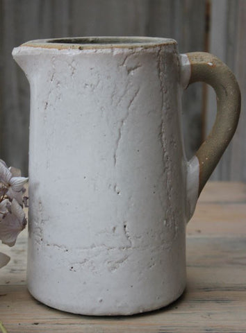 Small Rustic Pitcher
