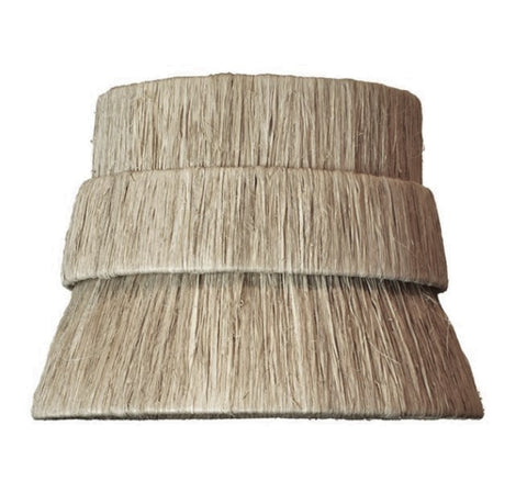 Natural Banana Leaf lampshade by Olsson & Jensen Sweden