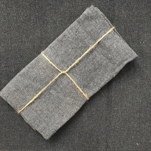napkin recycled cotton from fast fashion industry