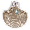 Classic French String Market Bag - Greige - Home & Garden - Chiswick, London W4