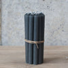 Mini Thin Taper Candles - 1.2cm Diameter - Various Colours