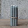 Mini Thin Taper Candles - 1.2cm Diameter - Various Colours - Greige - Home & Garden - Chiswick, London W4