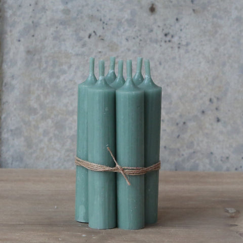 Mini Dinner Candle Bundle - Various Colours - Greige - Home & Garden - Chiswick, London W4