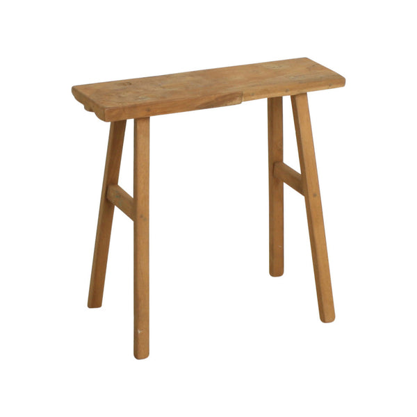 Admirable Vintage Wooden Java Stool Gmtry Best Dining Table And Chair Ideas Images Gmtryco