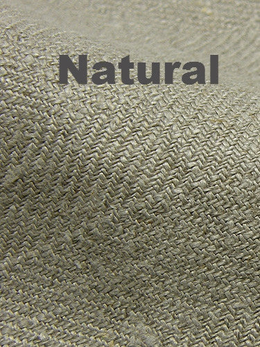 Natural (Pre-washed) Linen Curtain Panels