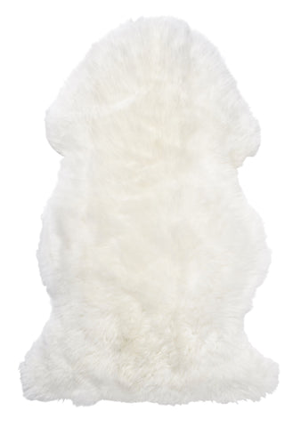 Long Haired Sheepskin Rug or Throw