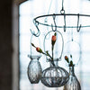 Delicate Hanging Herb and Flower Dryer - Double - Greige - Home & Garden - Chiswick, London W4