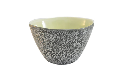Ceramic Rice Bowl - Two Styles - Greige - Home & Garden - Chiswick, London W4