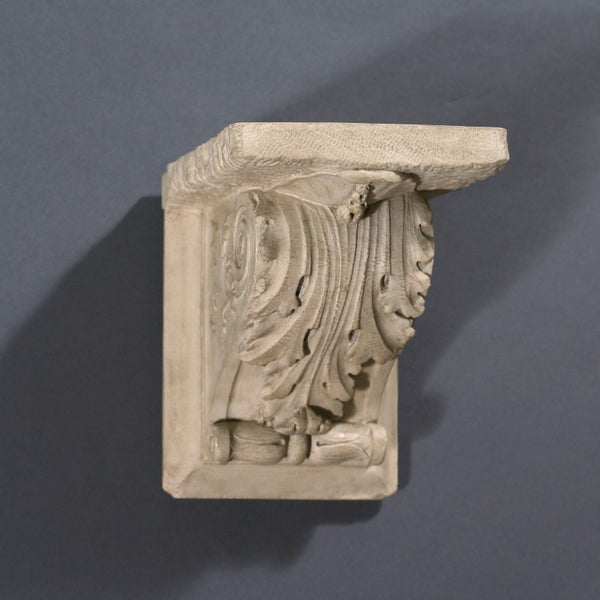 Wonderful Neoclassic Wall Bracket, Corbel or Sconce - Greige - Home & Garden - Chiswick, London W4