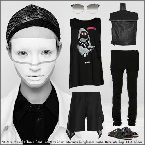 THE EMPIRE STRIKES BLACK / GET THE LOOK /
