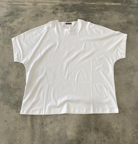 1515 big T.shirt WHITE
