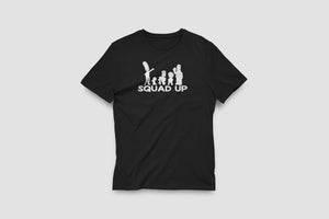 Simpsons SQUAD UP Tee