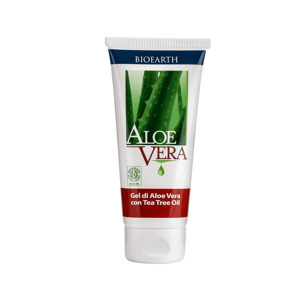Gel con Tea Tree Biologico