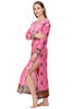 Alexandra Kaftan / Maxi Dress - Pink