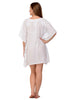 Willow Kaftan - White