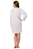 Aurelia Kaftan/Beach Dress in White