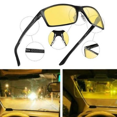 Soxick Night Vision Glasses for Safe Driving