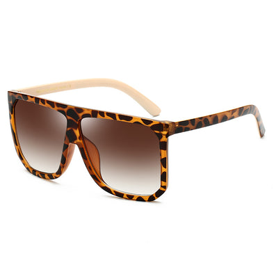 Neutral  Retro Polarized Sunglasses - GJ