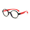 Kid's  Round Blue Light Glasses-RS