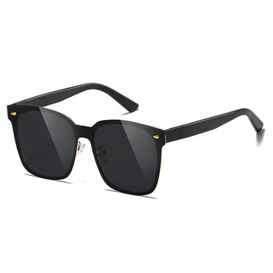 Trendy D-Type Unisex Polarized Sunglasses