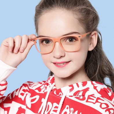 Kid's Anti Glare Eyeglasses-AJ