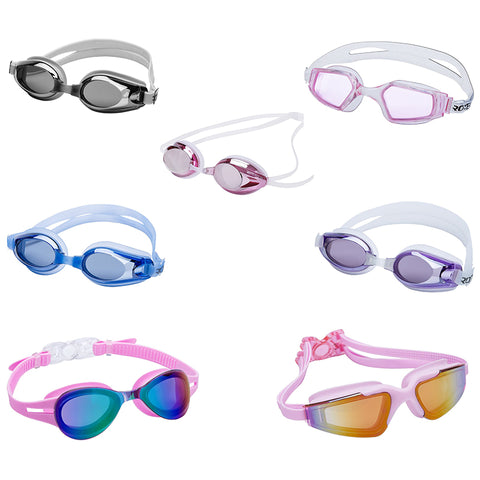 Roterdon Cool Swimming Goggles for Men and Women