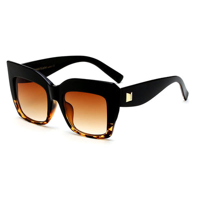 Versatile Large Frame Sunglasses - FB