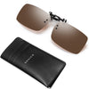 SOXICK Clip-on Sunglasses -T