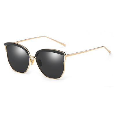 Neutral  Retro Polarized Sunglasses - GH