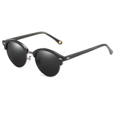 HD Polarized Classic Aviator Sunglasses