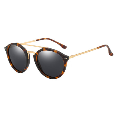 Metal Polarized Fashion Sunglasses