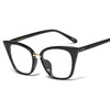 Retro Cat Eye Anti Blue Light Glasses- BA