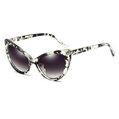 Women's Trendy Polarized Sunglasses - GB