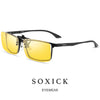 SOXICK CLIP-ON NIGHT VISION GLASSES-Y