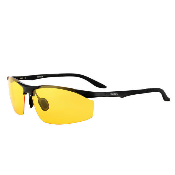 SOXICK Unisex Night Vision Glasses -CL