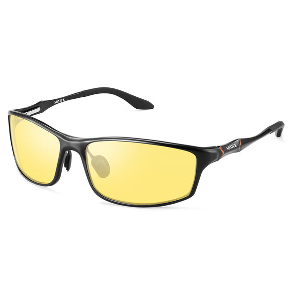SOXICK Unisex Night Vision Glasses -TA