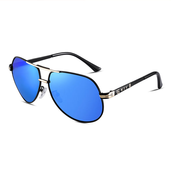 KTY Photochromic Polarized Sunglasses - BL