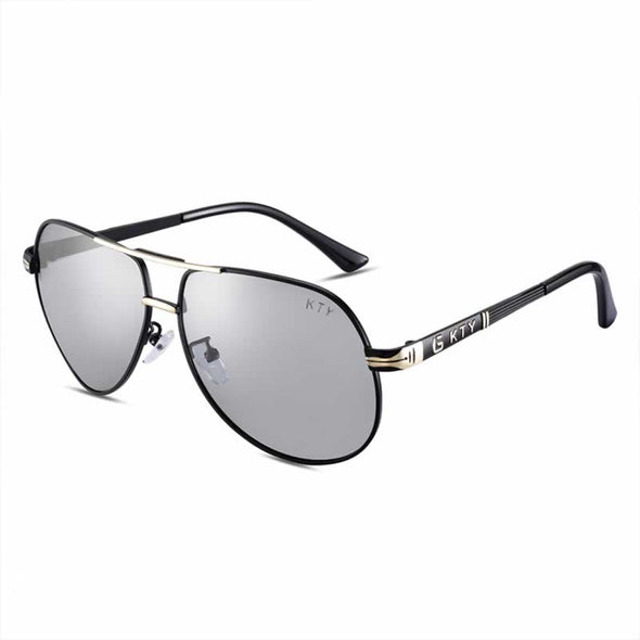 KTY Day and Night Photochromic Polarized Sunglasses - PGB