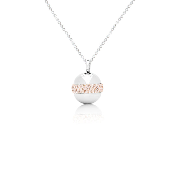 JWLZ Large Ball Drop Necklace