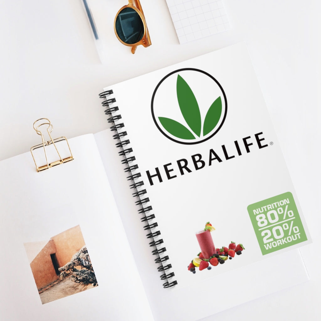 Notebook - Herbalife 2K20