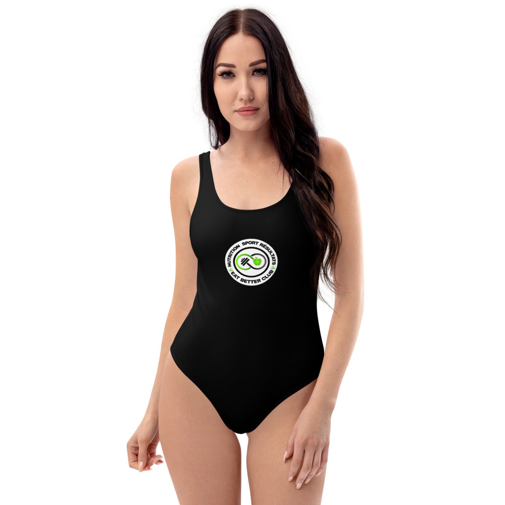 Maillot de Bain -EAT BETTER CLUB-