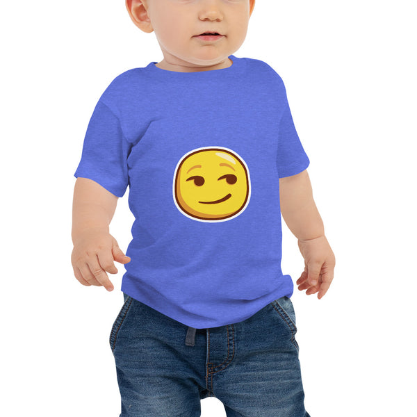 T-shirt à Manches Courtes en Jersey - SMILEY -