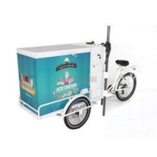 Laden Sie das Bild in den Galerie-Viewer, Model T04E Food Bike Eiswagen-Shirley-Kilimando